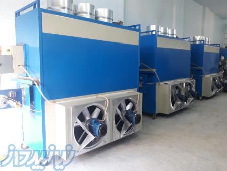 فروش انواع هیتر حرارتی بخاری صنعتی بخاری گلخانه ای بخاری مرغداری وکوره هوای گرم