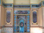 تجهيزات مساجد و نمازخانه ها دكوراسيون سنتي مذهبي نمايشگاهي محراب چوبي و محراب MDF