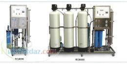طراحی و نصب و راه اندازی دستگاه تصفیه آب صنعتی