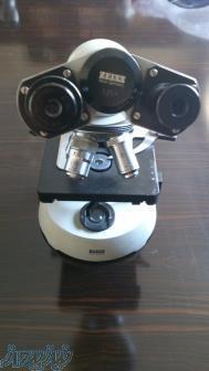 فروش میکروسکوپ کارکرده آزمایشگاهی