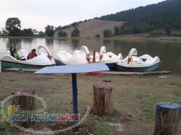 قایق پدلو(پدالی)