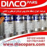 وارد کننده و تولید کننده رنگهای پلی اورتان