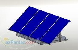 استراکچر خورشیدی