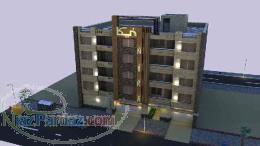 پیش فروش مجتمع مسکونی نیکا با امکانات لوکس و کامل رفاهی واقع در فاز 3 سربندر