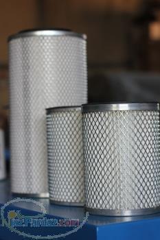 فيلتر هوا -فيلتر گازوئيل-فيلتر هيدروليك-فيلتر روغن المنتي-فيلترهاي سپراتوركمپرسورهاي صنعتي ومعدني