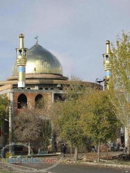 گنبد وگلدسته سازی ثامن زنجان