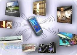 طراحی و پیاده سازی سیستم خانه های هوشمند