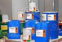 واردات و فروش مواد شیمیایی حلال سود و ساینده