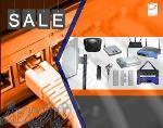 فروش تجهیزات اکتیو و پسیو شبکه