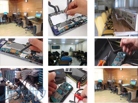 دوره فنی و حرفه ای تعمیرات موبایل و تبلت (نرم افزار-سخت افزار)