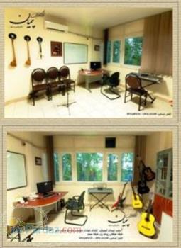 آموزشگاه تخصصی موسیقی پیمان - کلاس گروه نوازی ویولن
