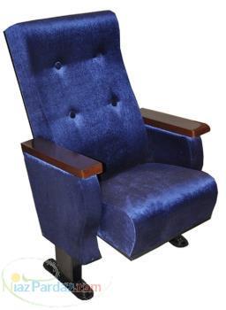 تعمیر صندلی های همایش و آمفی تئاتری