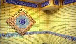 دکوراسیون سنتی با دیوارپوش در تهران