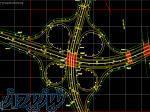 آموزش نرم افزار civil3d به همراه طرح هندسی راه
