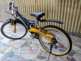 دوچرخه دنده ای سایز 24 Santosa