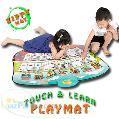 ابزار کمک آموزشی زبان کودکان Touch Learn PLAYMAT