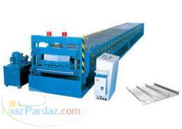 فروش خط توليد عرشه فولادي (دال مركب)