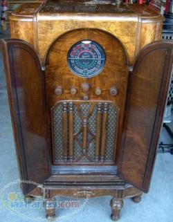تعمیر رادیو لامپی گرام ضبط صوت ریلی