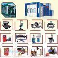 فروش تجهیزات تعمیرگاهی  کارواش و معاینه فنی سواری و سنگین