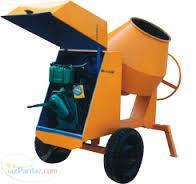 ساخت و فروش انواع بتونير  ميکسر و خلاطه