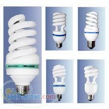 فروش و پخش لامپ کم مصرف عمده و تعداد