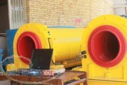 فروش دستگاه قالیشویی تمام اتوماتیک پازیریک و آبگیر