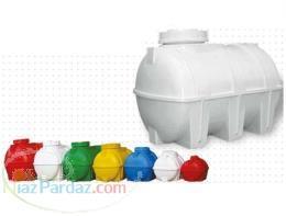 پابکو تولید انواع مخزن پلاستیکی عمودی و افقی