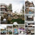 فروش 1000 متر باغ با 500 متر ويلا درشهریار کد TF 1501