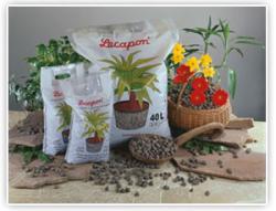 فروش خاک سبک لیکا برای گلخانه و روف گارد
