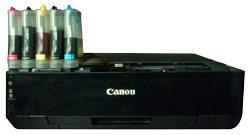 پرینتر canon 7240 با مخزن جوهر پرینتیبل  - تهران