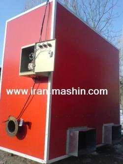 کم مصرف ترین هیتر مرغداری و بخاری موشکی  - تهران