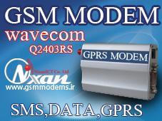 ویوکام   q2403  gsm modem wavecom  - تهران