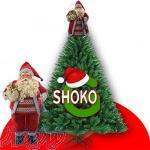 فروش ویژه درخت کریسمس و تزئینات کریسمس