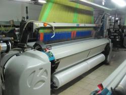 دستگاه الات بافندگی و رنگ رزی حوله بافی