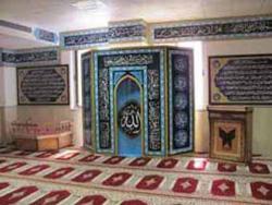 تولید محراب چوبی ساخت محراب mdf کتیبه  - تهران