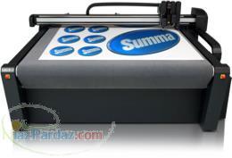 دستگاه برش تخت Summa Fseries