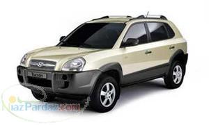 فروش هیوندای توسن مدل 2008 فول تمام با گارانتی و