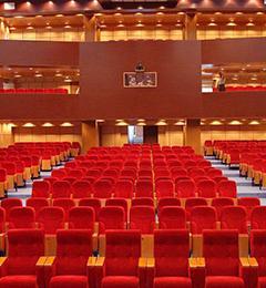 تجهیز سالن همایش کنفراس و تولید کننده صندلی سینما و اد  - تهران