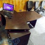 میز مدیریت و کنفرانس و کتابخانه