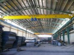 جرثقیل سقفی تک پل شرکت مهندسی کارین  - تهران