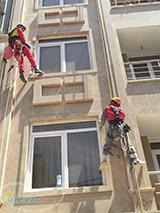 پیچ و رولپلاک سنگ نما در ارتفاع (دسترسی با طناب) ROPE ACCESS