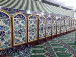 پارتیشن مسجدی متحرک، پارتیشن پیش ساخته مسجدی، پارتیشن سنتی مسجدی