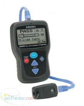 دستگاه تستر کابل شبکه hioki HiTESTER 3665-20