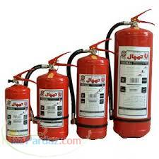 شارژ و فروش انواع کپسولهای آتش نشانی استاندارد