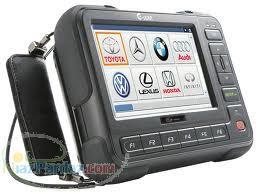 دستگاه G-Scan براي تعريف سوئيچ انواع خودروهاي خارجي و داخلی
