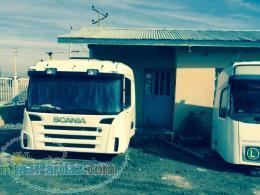 فروش لوازم بدنه و اتاق کامیونهای اسکانیا و ولوو