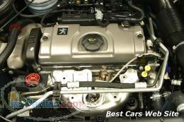 موتور کامل پژو 206 تیپ1و 2 و 3 و SD v20 v19