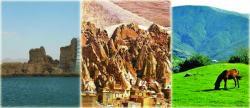 تور شمال تا اذربایجان تعطیلات تابستان 93  - تهران