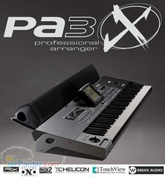 تبدیل pa50به -pa3x