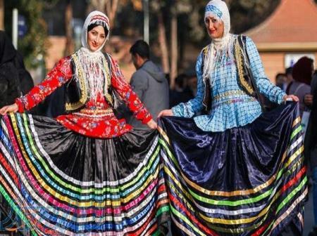 فروش لباس محلی خرید لباس محلی کرایه لباس محلی مشهد